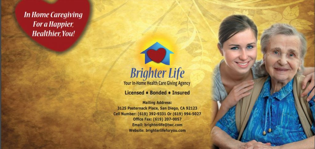 san diego caregivers brighter life for you
