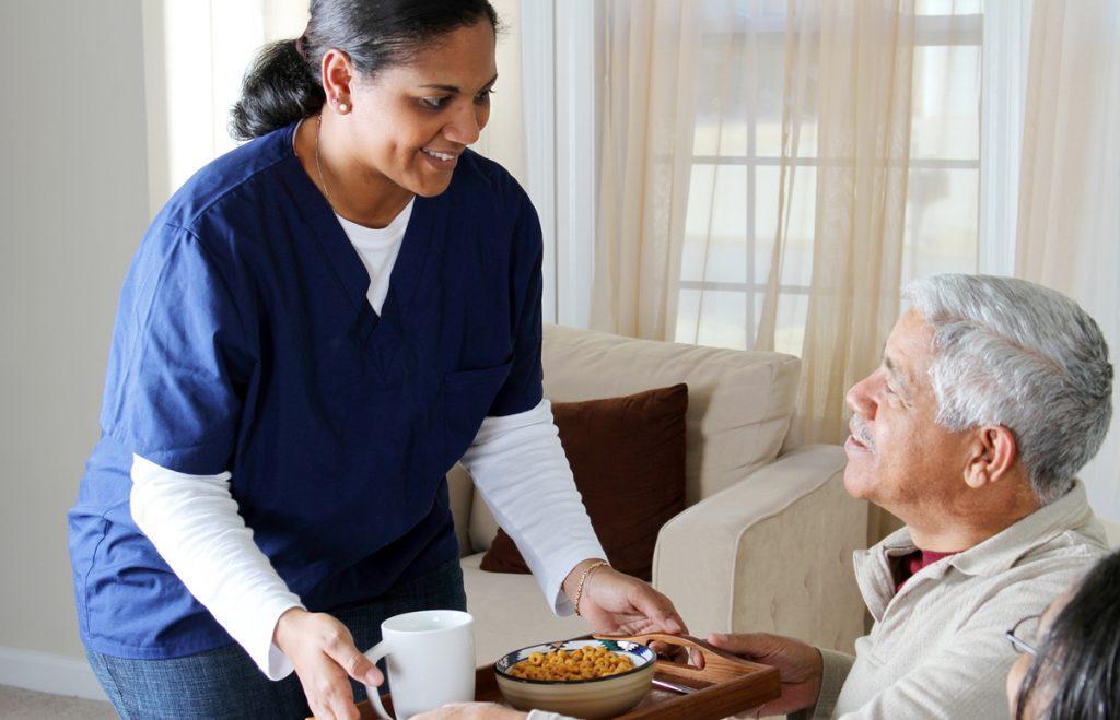 san diego caregiver for seniors